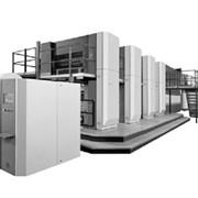 Рулонные офсетные печатные машины КOMORI фото