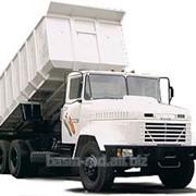 Автомобиль грузовой самосвал КРАЗ 6130C4. фото