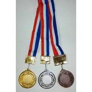 Медаль Cliff 53 мм. бронза фото