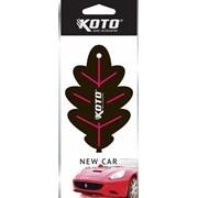 Ароматизатор воздуха Дубовый лист New Car (FSH-1001) KOTO фото