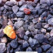 Древесный уголь хвойных пород в полипропиленовых мешках 10-15кг. фото