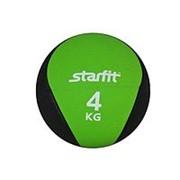 Медбол Starfit Pro GB-702 4 кг зеленый фото