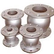 Клапан обратный алюминиевый ЗКО фото