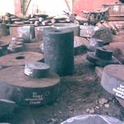 Поковка втулки ст. 25ХГТ. фото