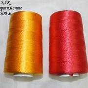 Нитки для текстильно-галантерейной промышленности фото
