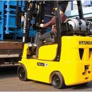 Погрузчики вилочные газовые Hyundai 15LC-7 фото