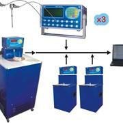 Комплекс измерительно-вычислительный для поверки термопреобразователей ИСТ-М16 фото