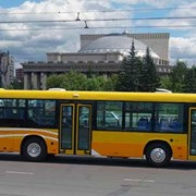 Городской автобус Zhong Tong LCK 6103G-1 фото
