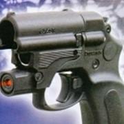 Пистолеты травматические MР-461 с лазерным целеуказателем фото