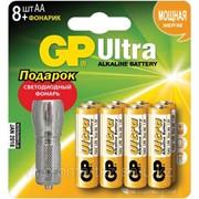 Батарейки GP Ultra Alkaline AAA (LR03/24AU/FT-CR8) фото