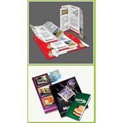 Друк офсетний: буклети, брошури, флаєра, плакати фото