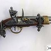 Пистоль Наполеона, Грибоваль, 1806 год фото