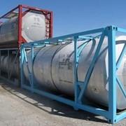 Раскачка ISO-танков хладонов фото