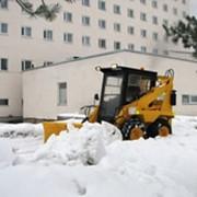 Вывоз снега и вывоз ТБО фото