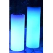 Цветочный горшок LED-flower pot-02 фото
