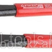 Клещи Stayer Profi с гвоздодером строительные универсальные, 210мм Код: 2233-20 фото