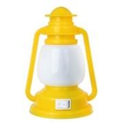 Camelion NL-171 ночник 0.5W 5LED 110x75x70 Фонарик желтый 220V, пластик, выкл. фото