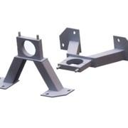 Кронштейны (саппорты) для установки и фиксации труб и других металлоконструкций круглого сечения, на которые устанавливаются антенные устройства. фото