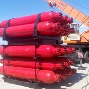 Газовые аккумуляторы под метан (ПАГЗ, АГНКС) фото