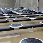 Поставка оборудования для очистки сточных вод. фото