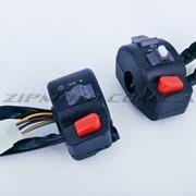 Блоки кнопок руля пара 4T GY6 50 диск/диск EVO фото