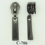 Бегунок для спиральной молнии №7, Код: С-706 фото
