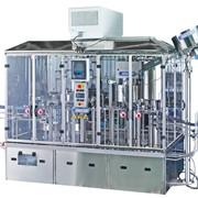 Машина для розлива молочных продуктов фото