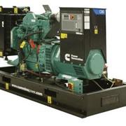Дизельные электростанции 70-250 kVA фото