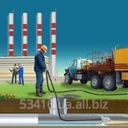 Предлогаем усуги по очистке канализаций, трубопровода, шламопровода. фото