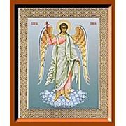 Икона аналойная средняя Ангел - Хранитель ростовой фото