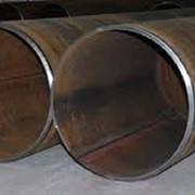 Трубы стальные электросварные и прямошовные фото
