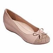 Обувь женская без каблука. фото