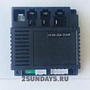 Контроллер 4WD 2.4G JR1816RX HY-RX-2G4-12VLM для электромобиля c полным приводом фото