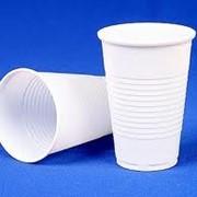 Стакан пластиковый фото