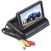 Складной автомобильный монитор фото