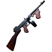 Пистолет-пулемёт Томпсон Томи-ган Дисковый магазин фото