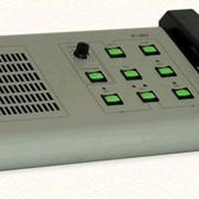 Пульт управления ж/д радиостанцией 9П-2М фото