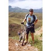 Горный велосипед фото