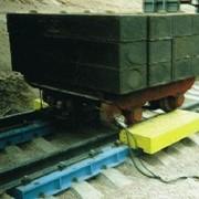 Весы тензометрические вагонные для взвешивания в движении ПУЛЬСАР ВТВ-25ДБ фото