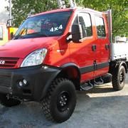 Внедорожный грузовик Daily 4x4 фото