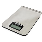 Весы электронные кухонные Maxwell MW-1454(SТ), нержавеющая сталь фото