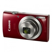 Цифровой фотоаппарат Canon IXUS 175 Red (1097C010) фото