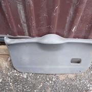Обшивка крышки багажника форд фьюжн фото