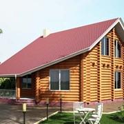 Строительство деревянных домов из сруба фото