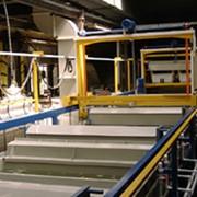 Агрегат подготовки поверхности деталей к окраске Тип MN-1 F фото