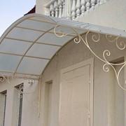 Прокат арок из профильной трубы фото