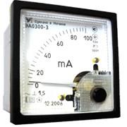 Амперметры переменного тока ЭА0300 фото