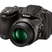 Фотоаппарат Nikon Coolpix L830 Black фото