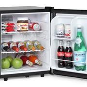 Минихолодильник встраиваемый BC-42A черный фото