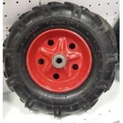 Колесо ST-002 SPRINT 4,00-8 с жесткой резиной фото
